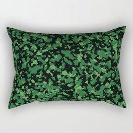 Camo 10 - Swamp Predator Rectangular Pillow