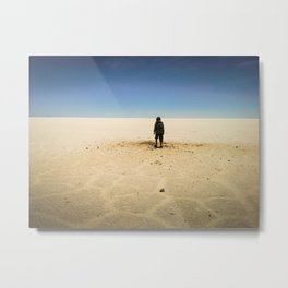 Offworld Imperfection Metal Print