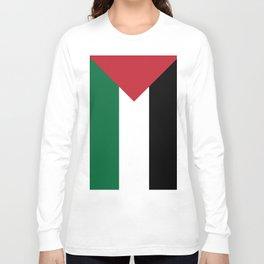 OG x Palestinian Flag Long Sleeve T-shirt
