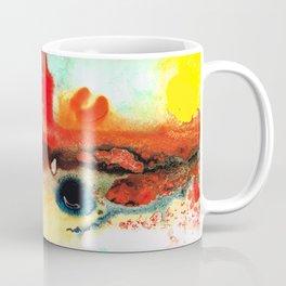 Abstract Art - No Limits - By Sharon Cummings Coffee Mug