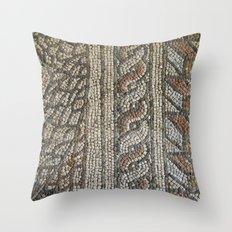 Ravenna Tiles Throw Pillow