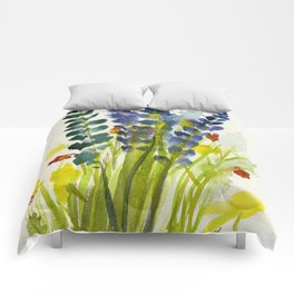 Lupins Comforters