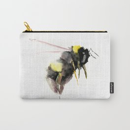 Bumblebee, bee art, bee design Carry-All Pouch