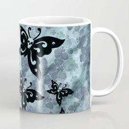 Skullerflies in Spring Coffee Mug