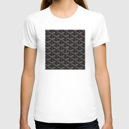 goyard black T-shirt