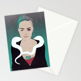 Ghost City Stationery Cards