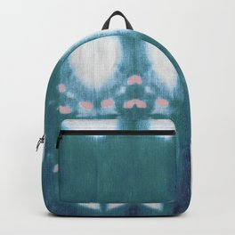 Tie Dye Shibori Backpack