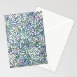 Lizard Skin Stationery Cards