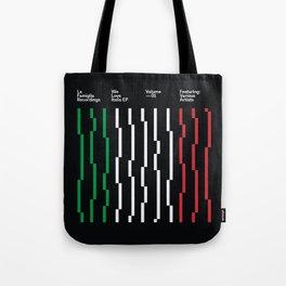 La Famiglia Recordings - We Love Italia EP Tote Bag
