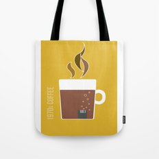 70s Coffee Tote Bag