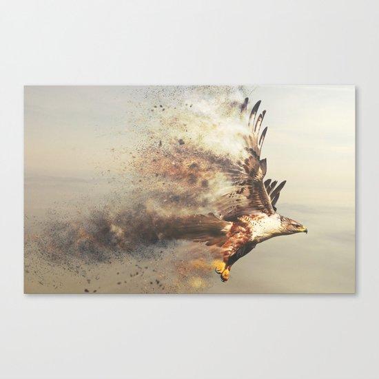 Stormhawk Canvas Print