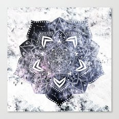 CANCER CONSTELLATION MANDALA Canvas Print