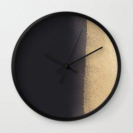 Golden touch4 Wall Clock