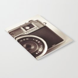 Camera Notebook