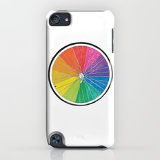 Color Wheel (Society6 Edition) Slim Case iPod touch