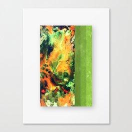 Lucent Forms: Nebukawa Canvas Print