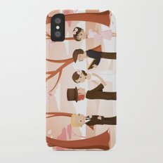 Wedding scene Slim Case iPhone X