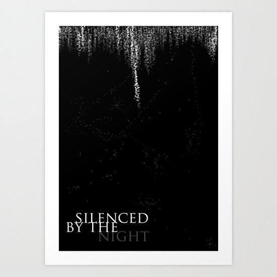 . . . The Night Art Print