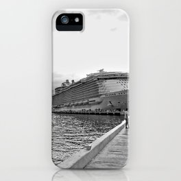 Vacation Transportation iPhone Case