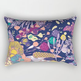 BEACH, PLEASE. Rectangular Pillow