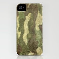 Dirty Camo iPhone (4, 4s) Slim Case