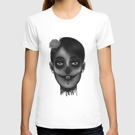 Black and Withe T-shirt