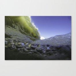 Peak Canvas Print