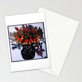 """Christmas Bells"" by Australian Artist Margaret Preston Stationery Cards"