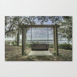 Beaufort Fall 2017 13 Canvas Print
