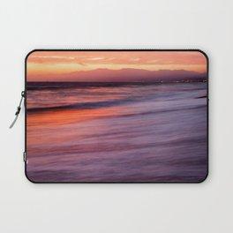 Venice Beach Sunset Laptop Sleeve