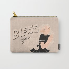 Bless you! Carry-All Pouch