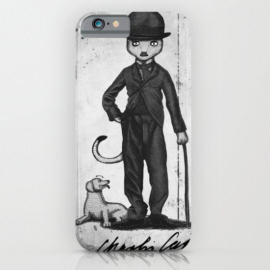Charlie Cat iPhone & iPod Case