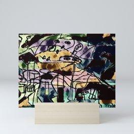 Sections Mini Art Print