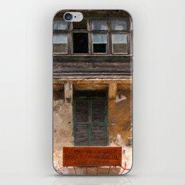 Valetta Windows iPhone Skin