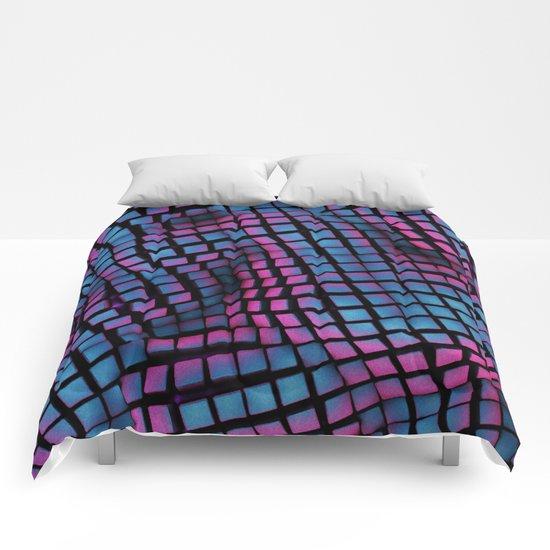 CUBE II Comforters