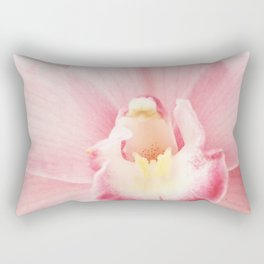Pink Orchid Rectangular Pillow
