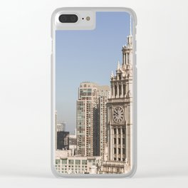 In Chicago Clear iPhone Case