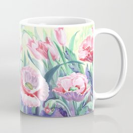 A field of summer flowers Coffee Mug