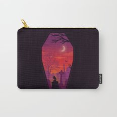 To The Grave Carry-All Pouch
