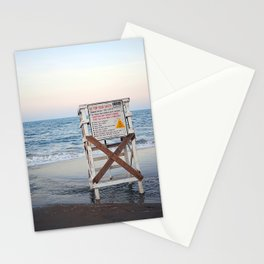 Guard Tower Stationery Cards
