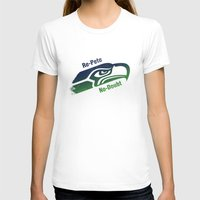 seahawks T-shirts featuring Re-Pete Seahawks! by CSL2
