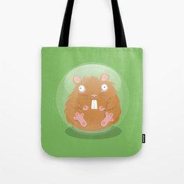 Hamsterball Tote Bag
