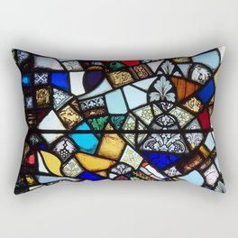 Beauty in Brokenness Andreas 2 Rectangular Pillow