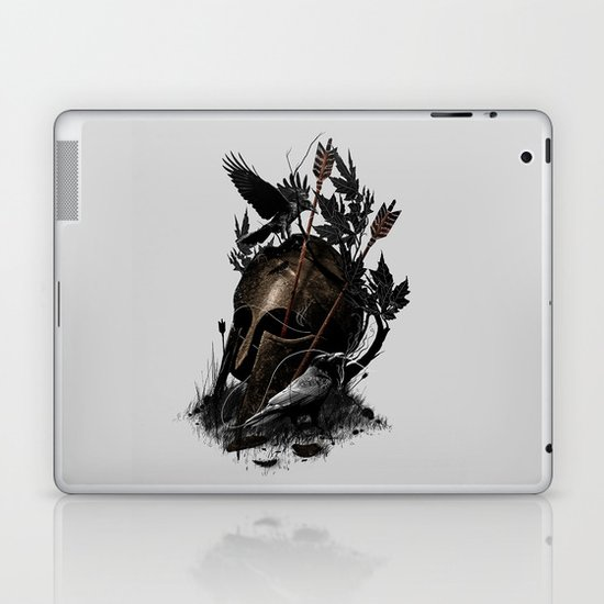Legends Fall Laptop & iPad Skin