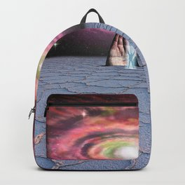 The Hand Of Stone Backpack