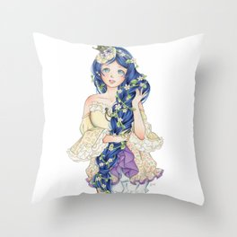 Fairy Tale Nozomi Tojo Throw Pillow