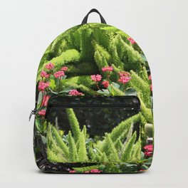 Sunny Green Backpack
