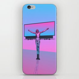 Crucifixion iPhone Skin