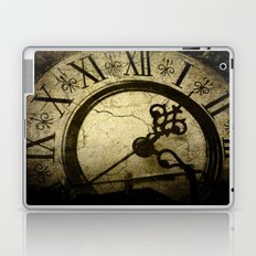 A Crack in Time Laptop & iPad Skin