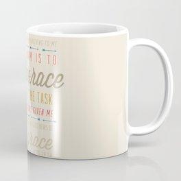 Acts 20:24 Coffee Mug